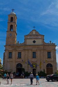 Panagia Trimartiri, Crete