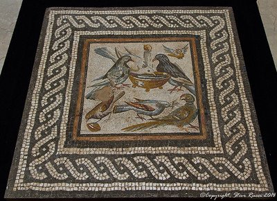 Mosaic from Ostia Antica