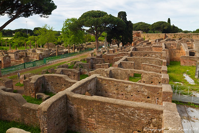 Barracks of the Vigiles, Ostia Antica