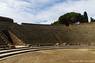The Theatre, Ostia Antica