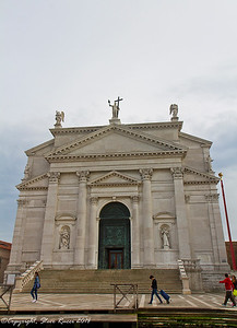 The Santissimo Redentore church, Venice, Italy.  http://www.churchesofvenice.co.uk/giudecca.htm#redent