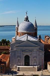 The Santissimo Redentore church, Venice, Italy.  http://www.churchesofvenice.co.uk/giudecca.htm#redent