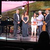 Viking Star: Star Theater: Accademica Vocale singing O Solo Mio with Jim and Heather