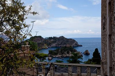 One of the views of Tourmina