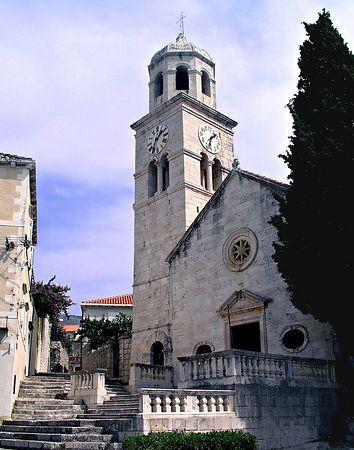 A church in Cavtat