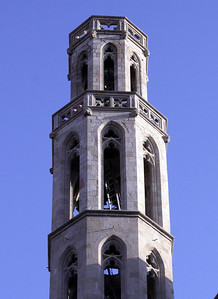 Tower from Hotel Roof Bar