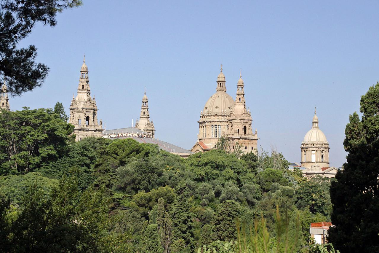 Catalan Art Museum