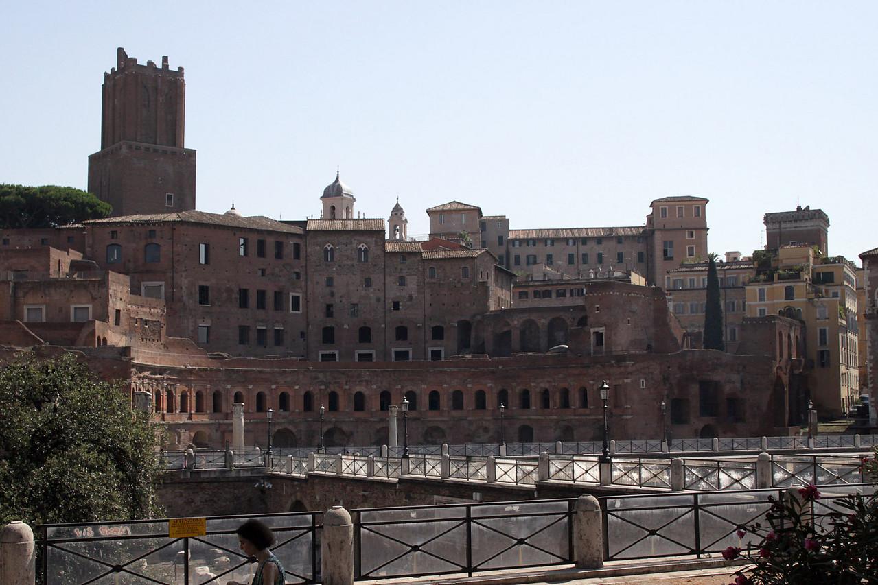 Roman Ruins - The Forum