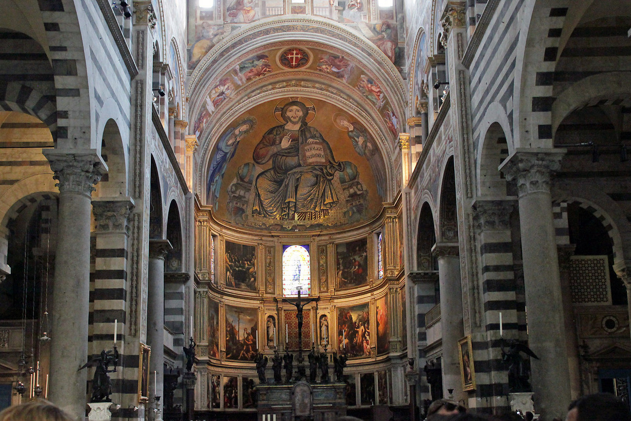 Cathedral - Pisa, Italy
