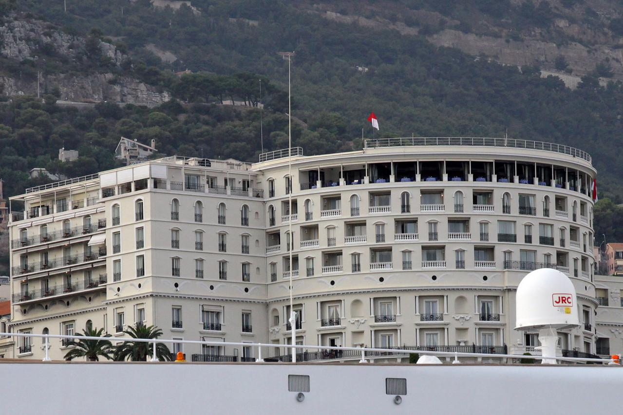 Paris Hotel - Monte Carlo