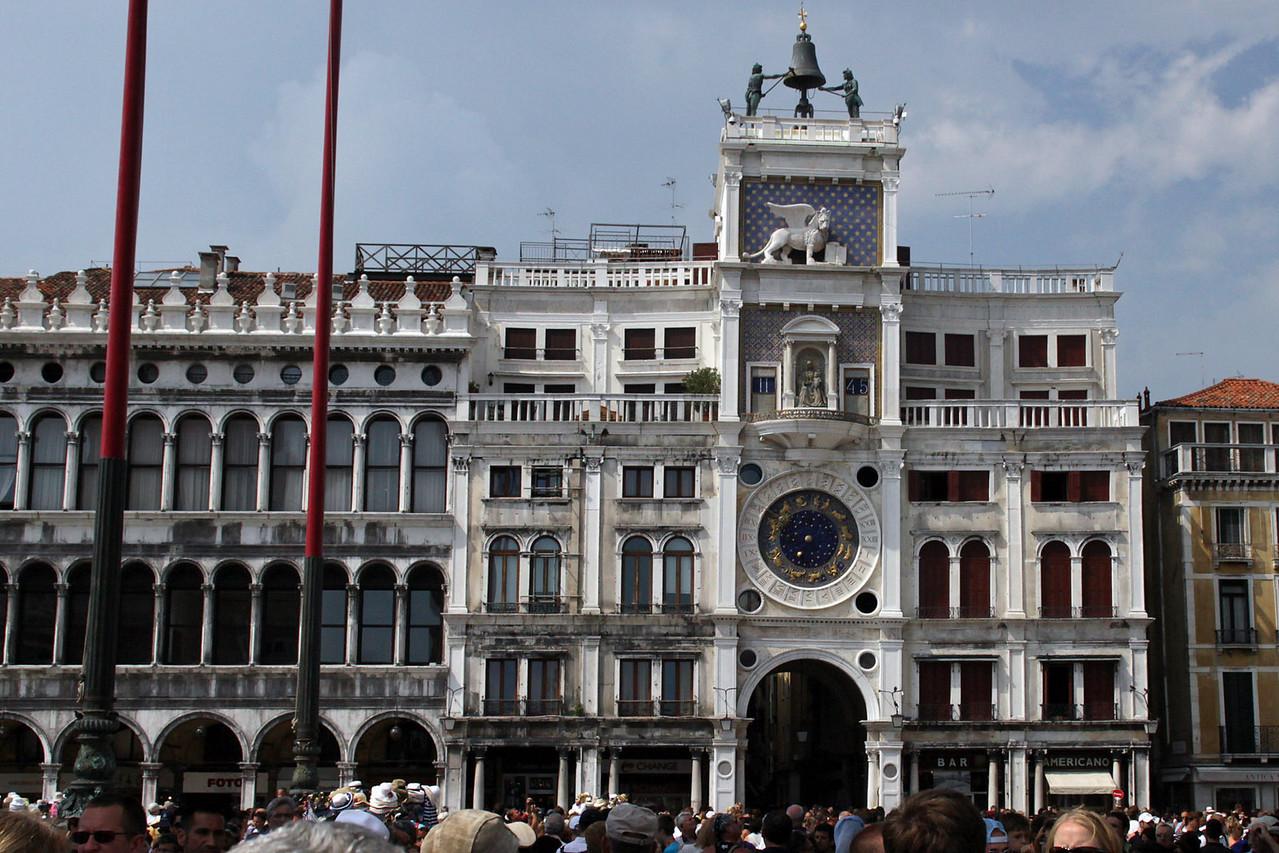 St. Mark's Plaza (Piazza San Marco)