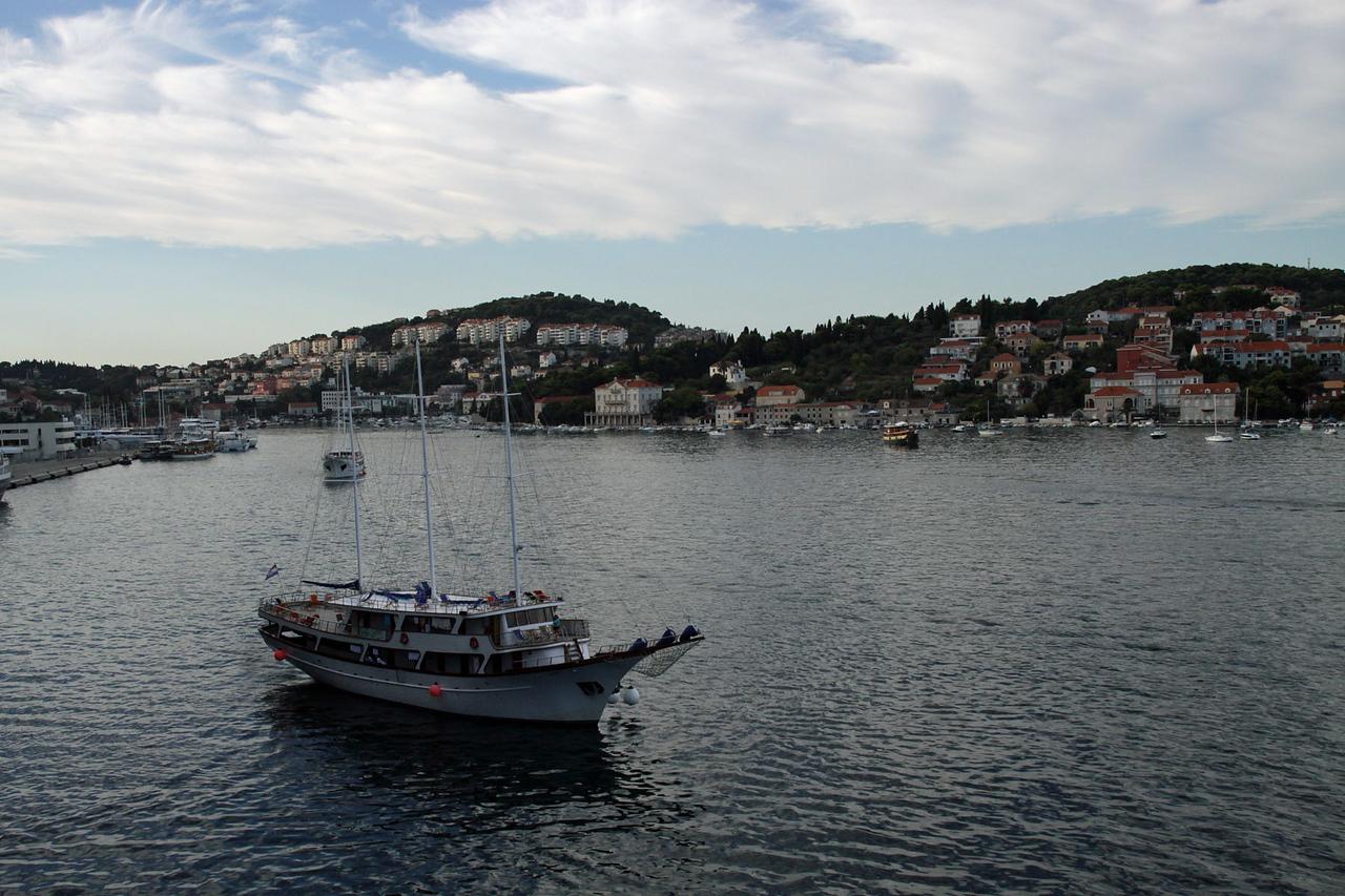 Dubrovnik, Croatia Harbor