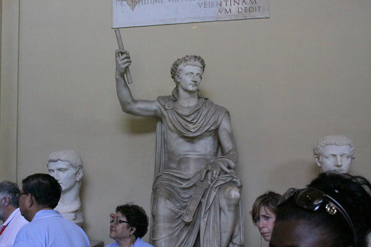 Vatican Museum - Statues