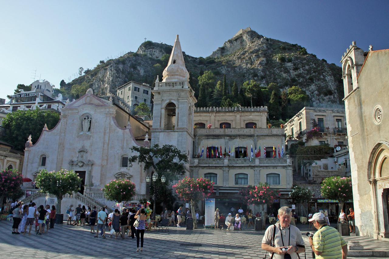 Taormina, Italy (Island of Sicily)