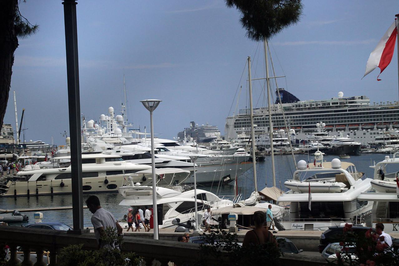 Yacht Harbor - Monte Carlo
