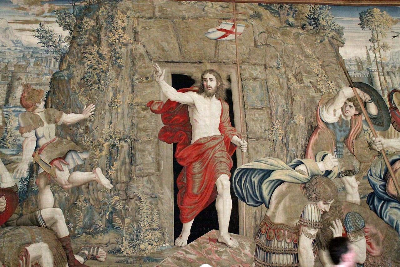 Vatican Museum - Tapiestry