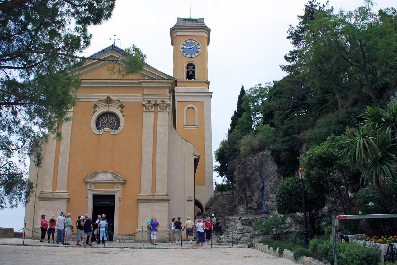 Church - Eze France