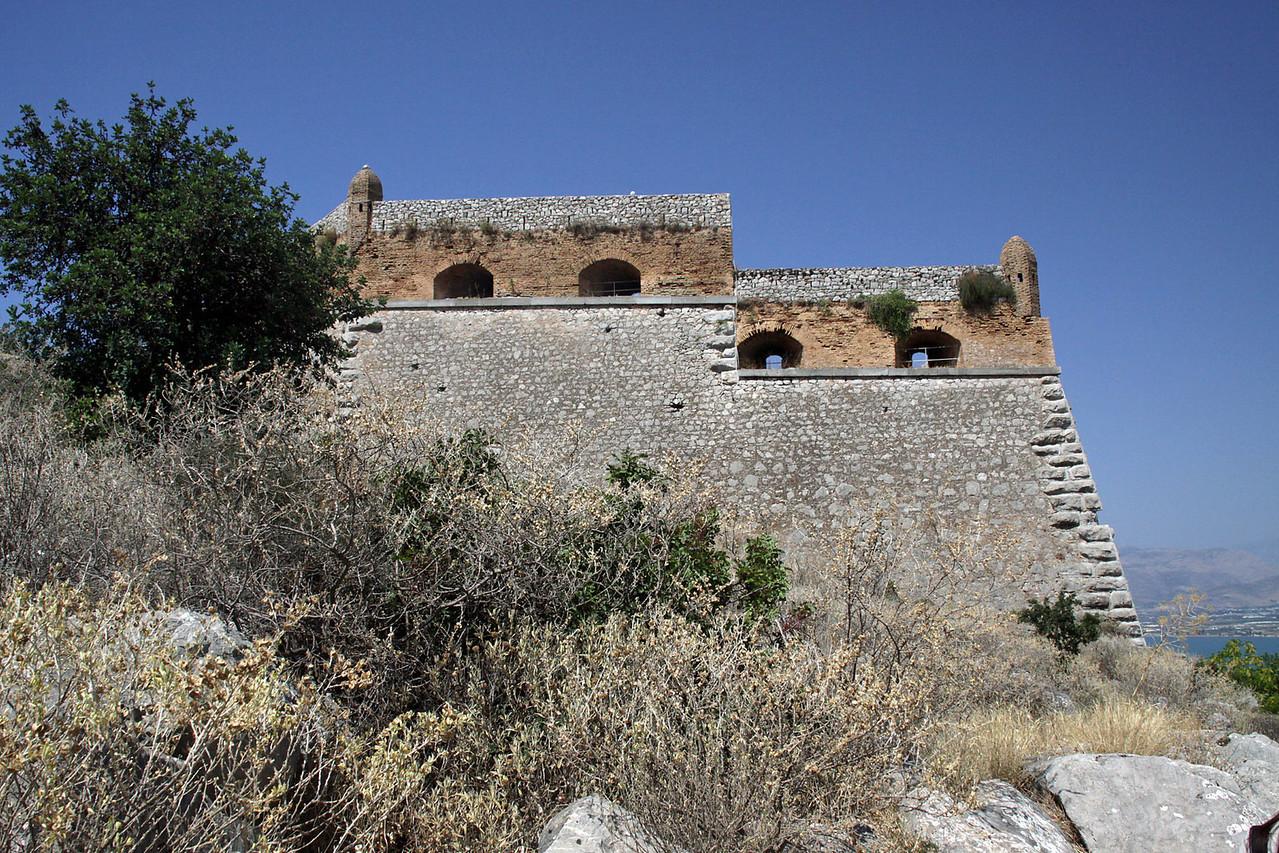 Palamidi Fort -  Overlooking Navplion, Greece