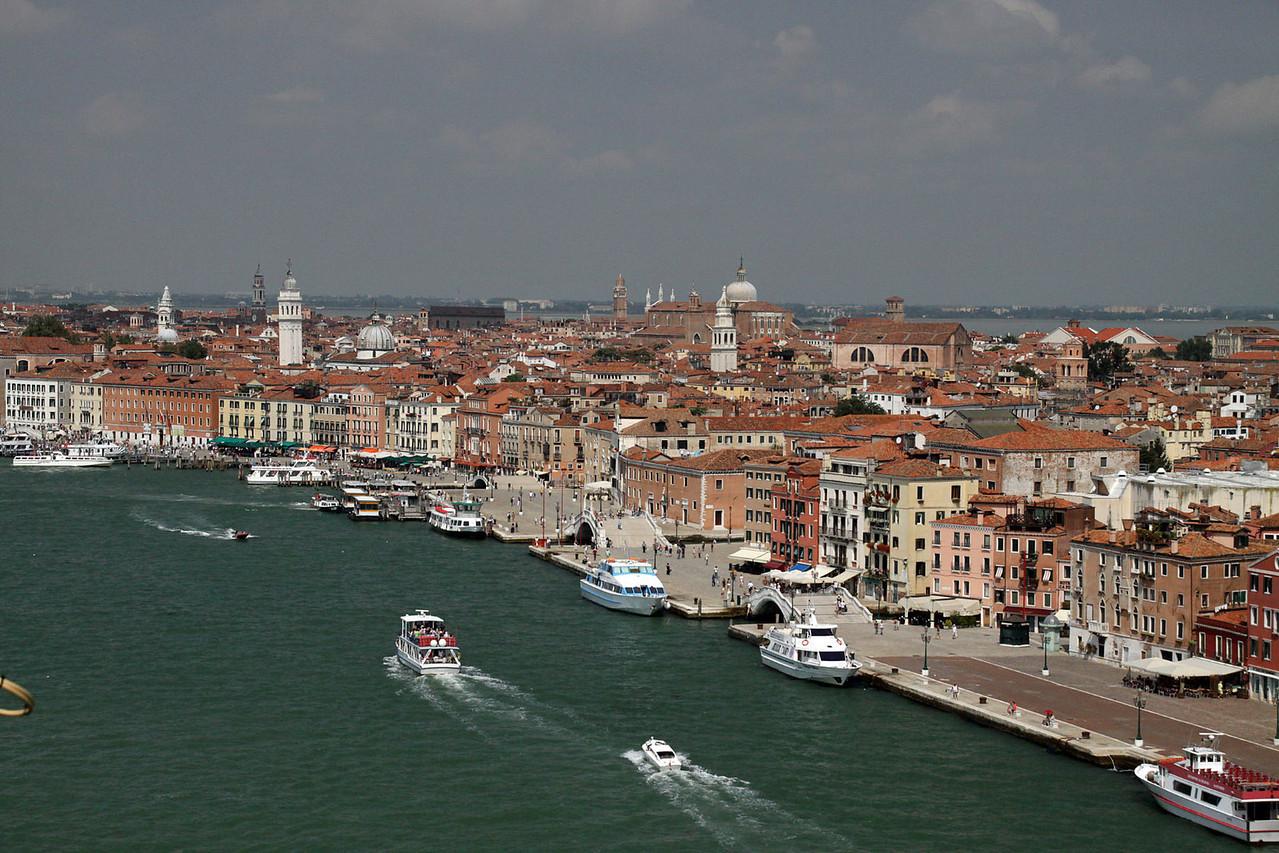 Approaching Venice Center