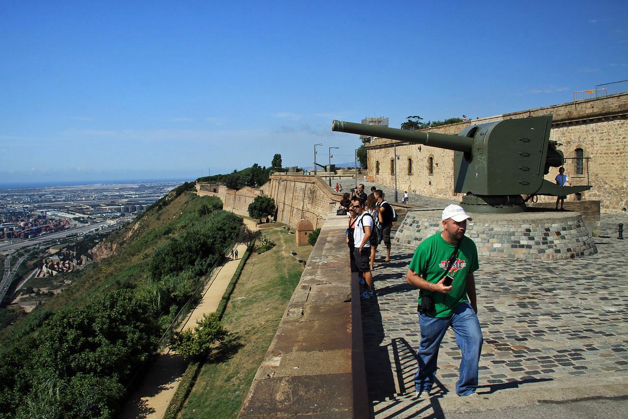 Fort Montjuic