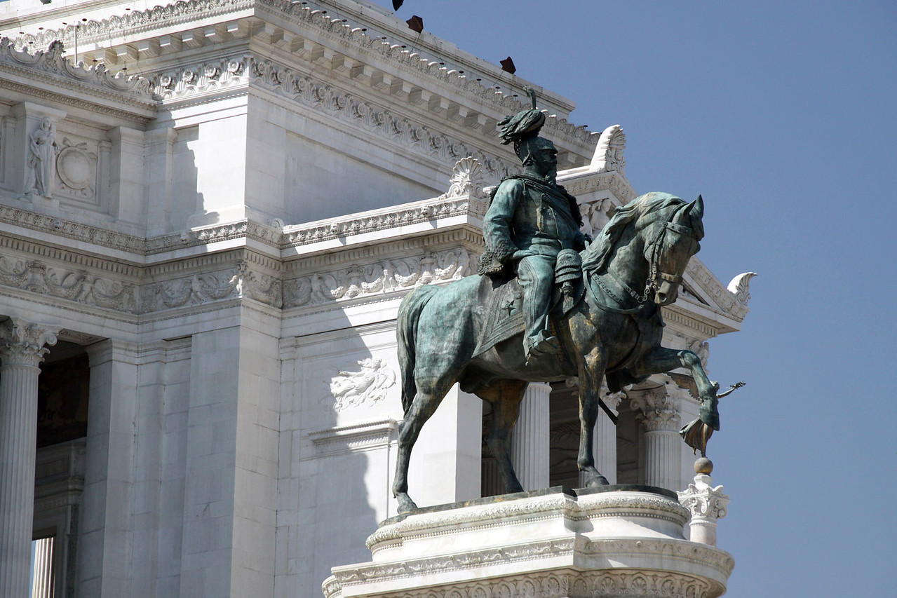 Italy Unification Monument