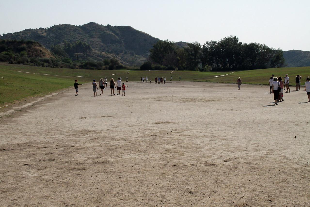 Stadium - Ancient Olympia