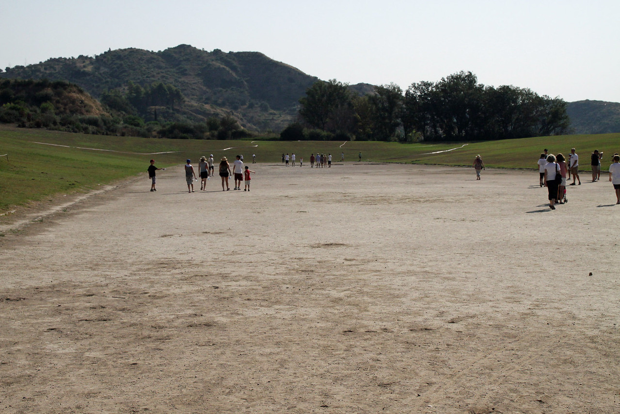 Stadium - Ancient Olympia