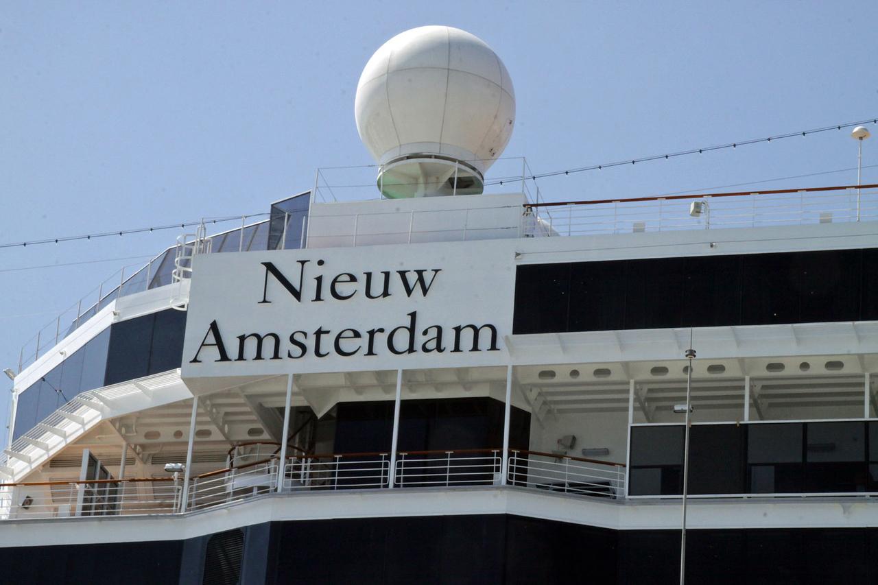 Our Ship - Nieuw Amsterdam