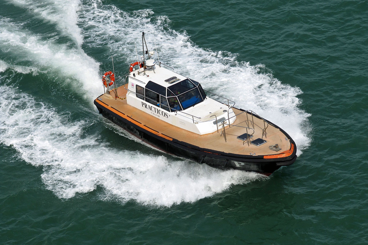 Port Security Boat