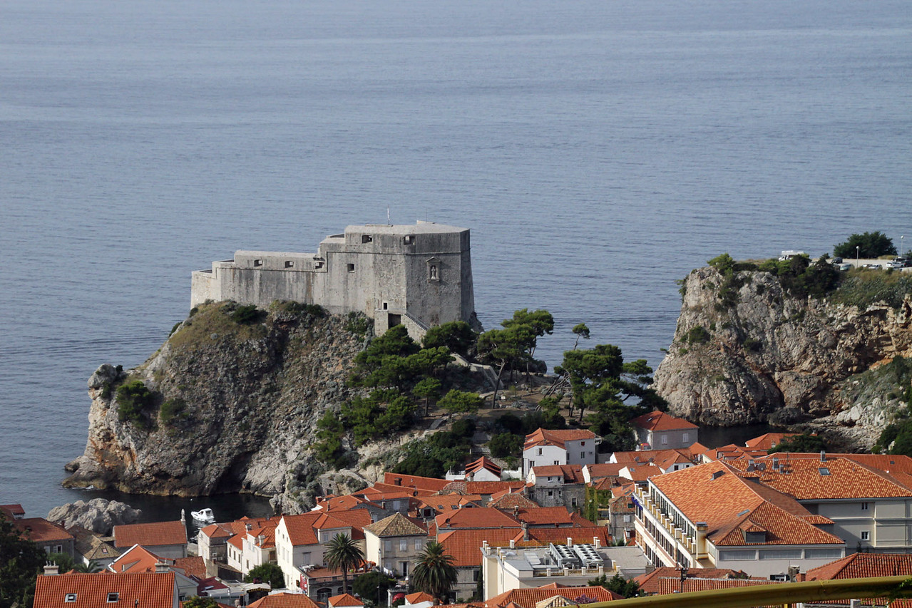 Dubrovnik - Old City & Fort