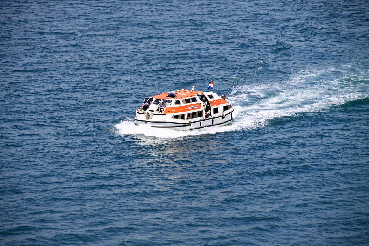 Ship Tender Boat