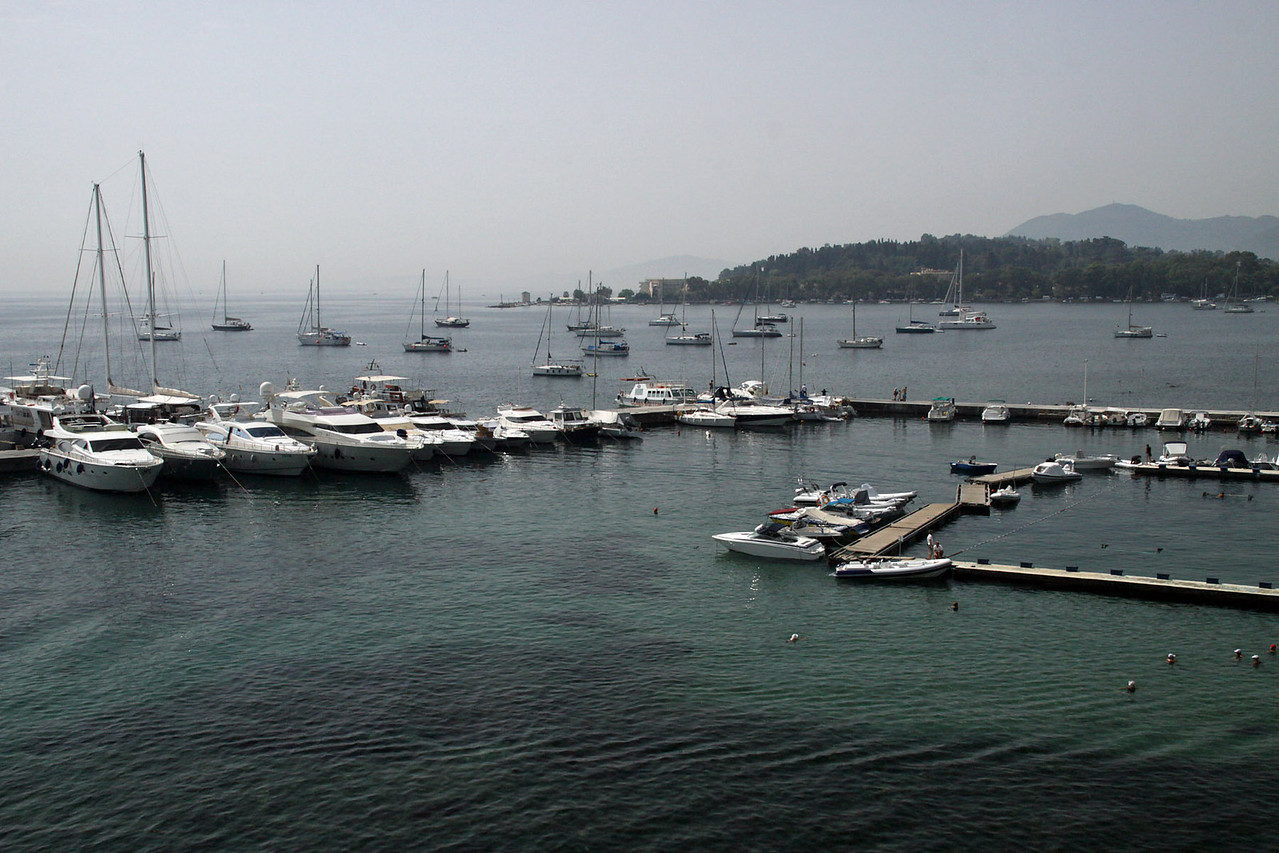 Garitsa Bay (Corfu Town)
