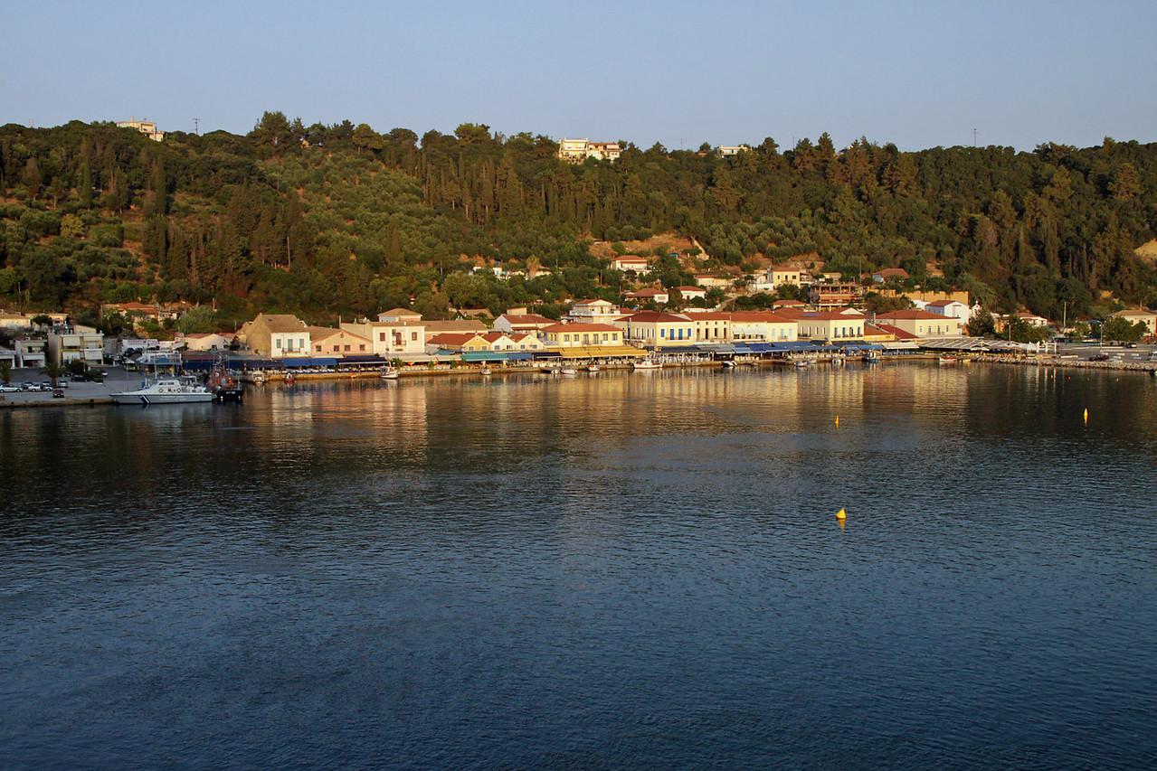 Katakolon, Greece Harbor
