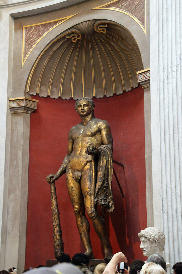 Vatican Museum - Statue