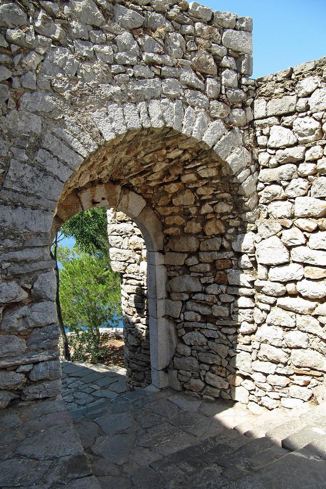 Palamidi Fort, Navplion, Greece