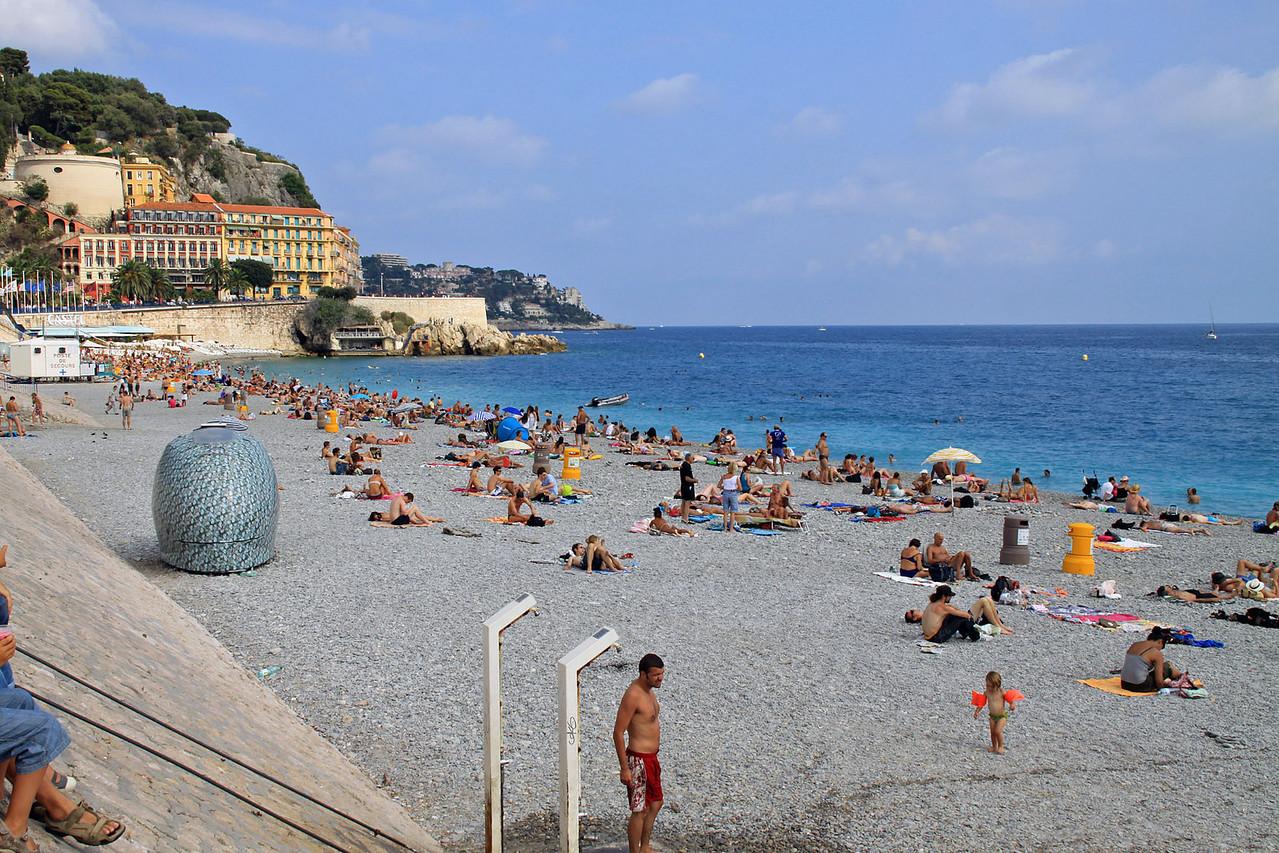 Beach - Nice, France