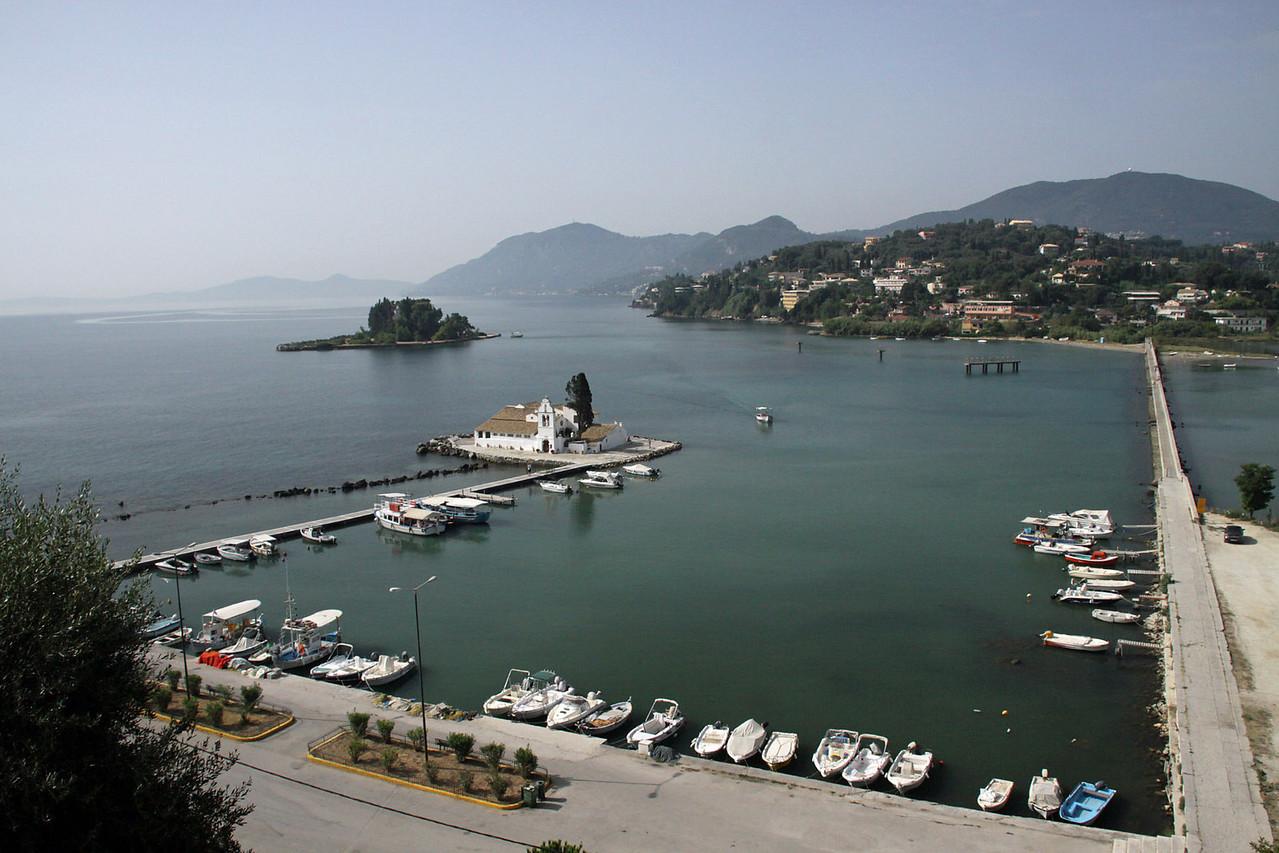 Kanoni, Greece ( Corfu Island)