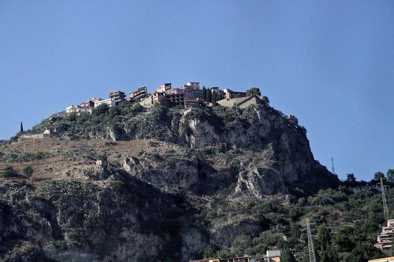 Mountain Top Village - Sicily