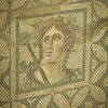 Mosaic flooring.
