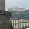 Naples - old castle, ancient castle.