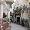 Street scene in Capri
