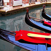 Gondolas at Venice