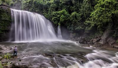 Wah Krip Falls - Riat ka Re