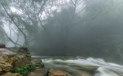 Mist and the flow