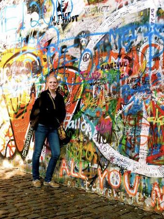 Meghan in Europe: Czech-ing out Prague