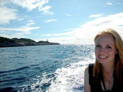 Meghan in Europe: Naples, Capri & Florence Part 2 of 2