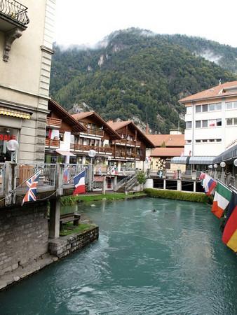 Meghan in Europe: Switzerland