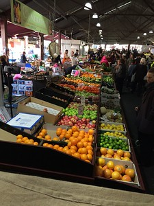Queen Victoria Markets -