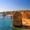 The Twelve Apostles. The Great Ocean Road