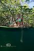 Split Shot of Alexa Mae - Mellow Ventures Key West - Photo by Pat Bonish